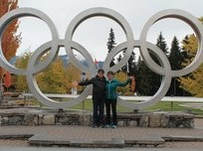 Olympic Rings (Nick & Joanne / LenderLine)